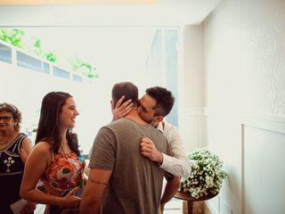 O casamento de Mika e Cauê 1