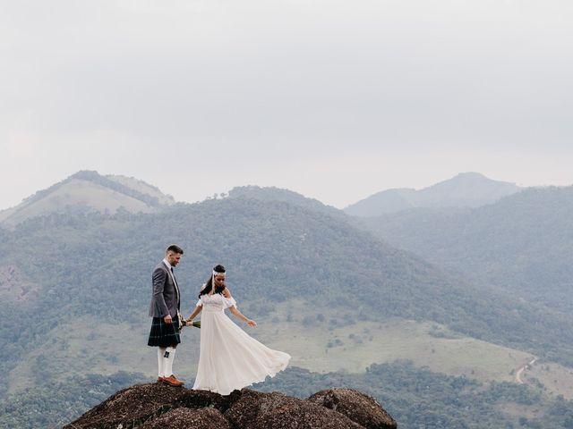 O casamento de Lene e Ben