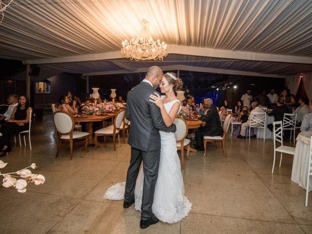 O casamento de Jeanne e Robson