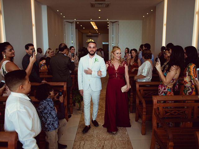 O casamento de Cauê e Mika em Salvador, Bahia 10