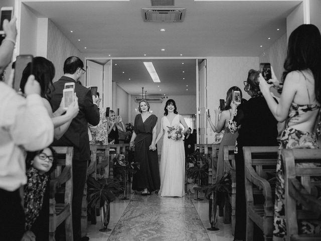 O casamento de Cauê e Mika em Salvador, Bahia 11