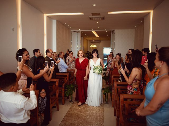 O casamento de Cauê e Mika em Salvador, Bahia 12