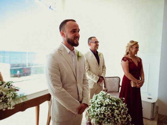 O casamento de Cauê e Mika em Salvador, Bahia 13