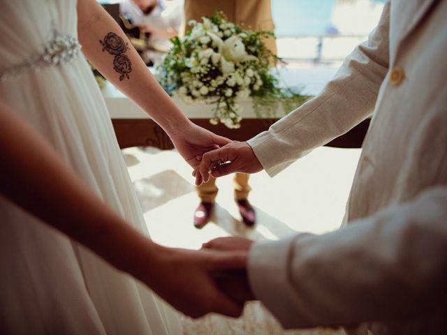 O casamento de Cauê e Mika em Salvador, Bahia 19