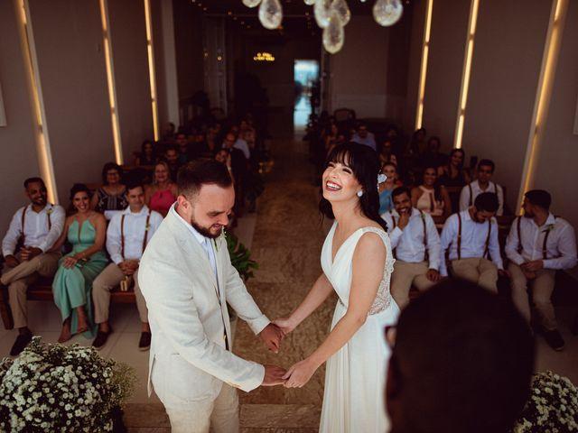 O casamento de Cauê e Mika em Salvador, Bahia 22