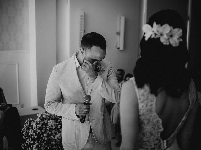 O casamento de Cauê e Mika em Salvador, Bahia 23