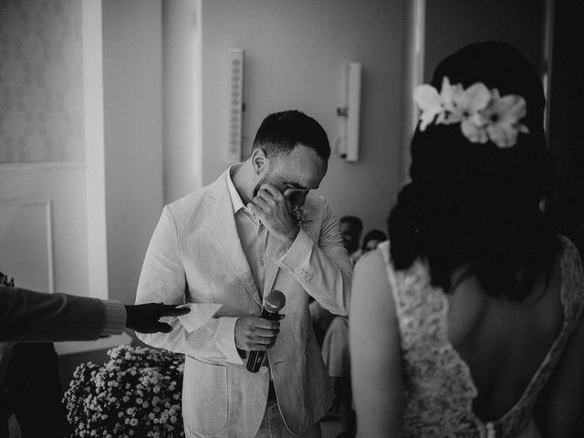 O casamento de Cauê e Mika em Salvador, Bahia 24