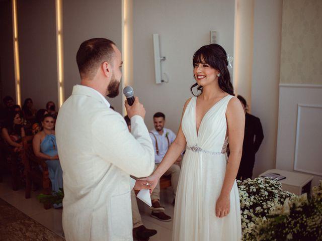 O casamento de Cauê e Mika em Salvador, Bahia 25