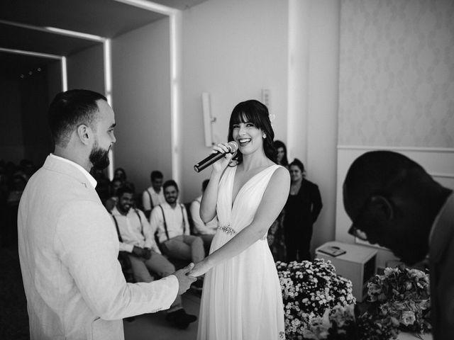 O casamento de Cauê e Mika em Salvador, Bahia 26