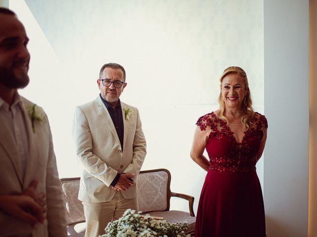 O casamento de Cauê e Mika em Salvador, Bahia 28
