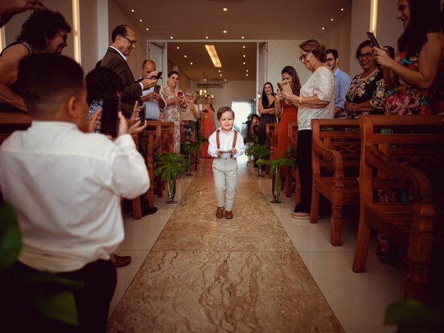 O casamento de Cauê e Mika em Salvador, Bahia 29