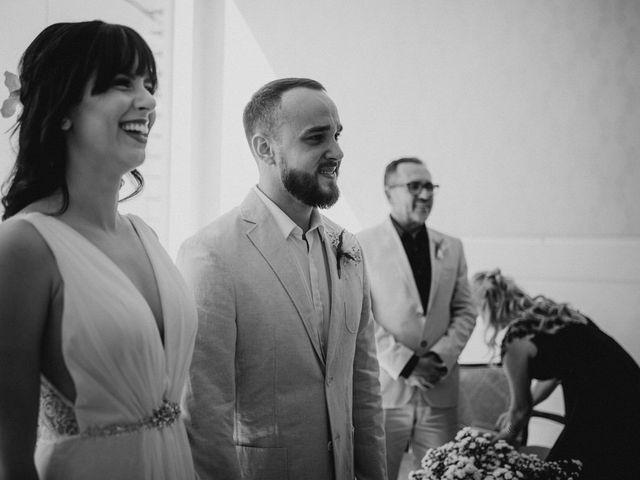 O casamento de Cauê e Mika em Salvador, Bahia 30