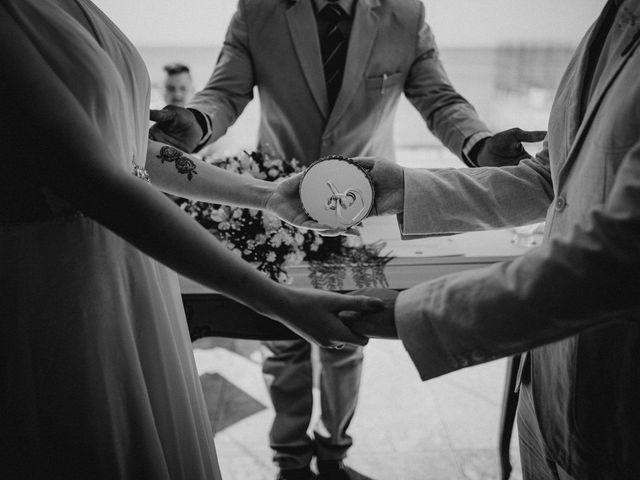 O casamento de Cauê e Mika em Salvador, Bahia 33