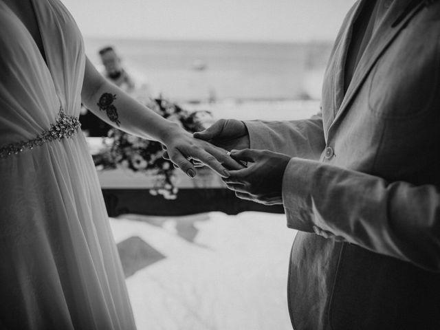 O casamento de Cauê e Mika em Salvador, Bahia 34