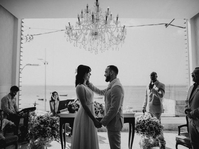 O casamento de Mika e Cauê