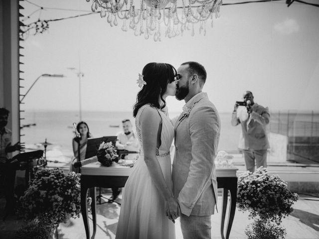 O casamento de Cauê e Mika em Salvador, Bahia 37