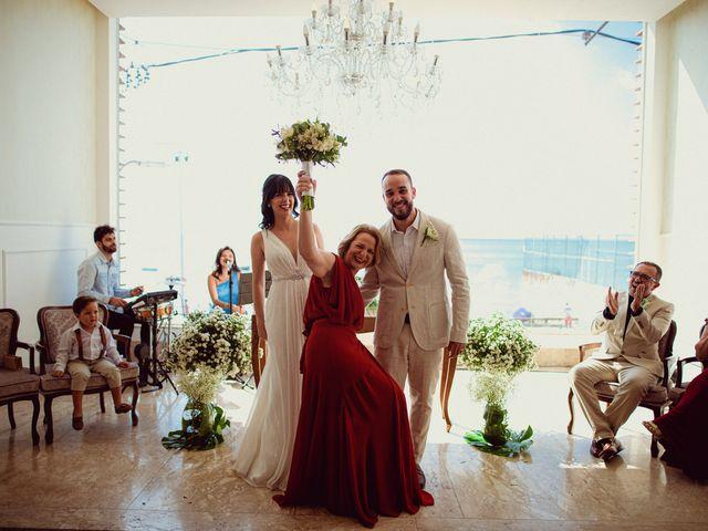 O casamento de Cauê e Mika em Salvador, Bahia 41