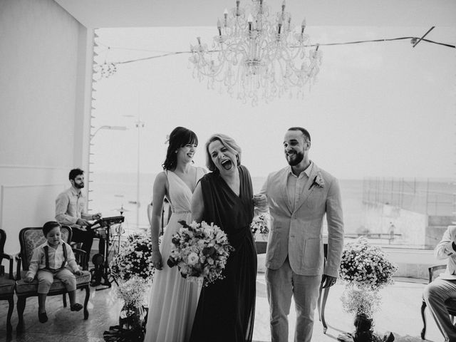 O casamento de Cauê e Mika em Salvador, Bahia 42