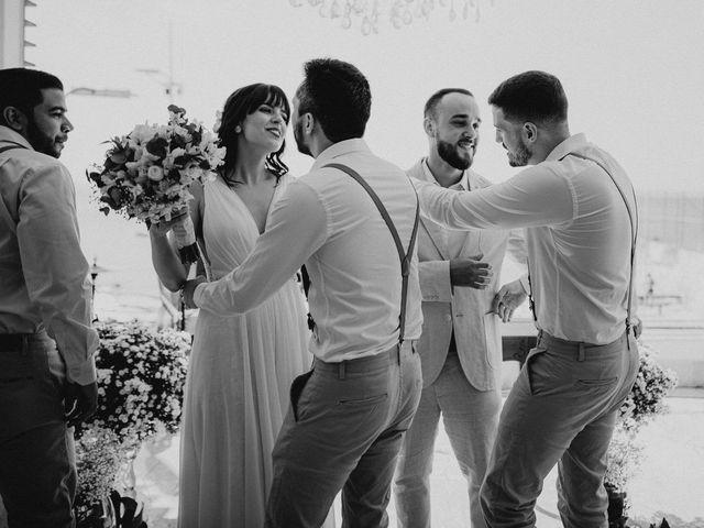 O casamento de Cauê e Mika em Salvador, Bahia 44