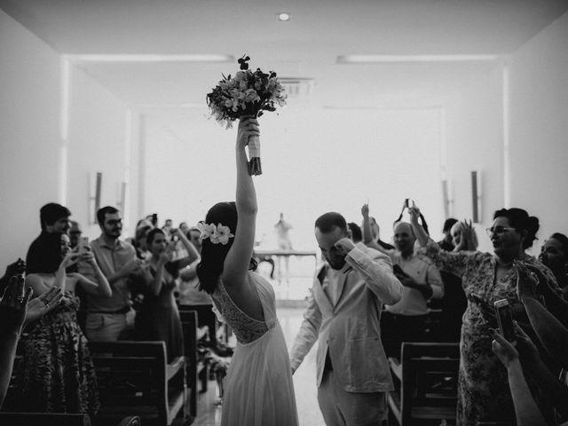 O casamento de Cauê e Mika em Salvador, Bahia 46