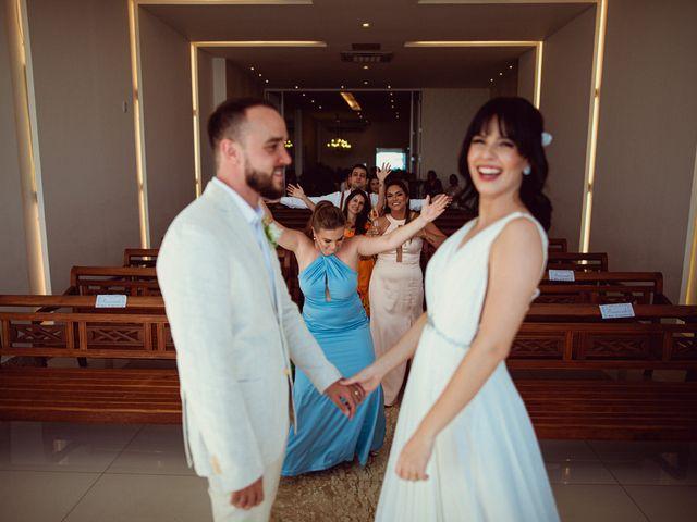 O casamento de Cauê e Mika em Salvador, Bahia 51