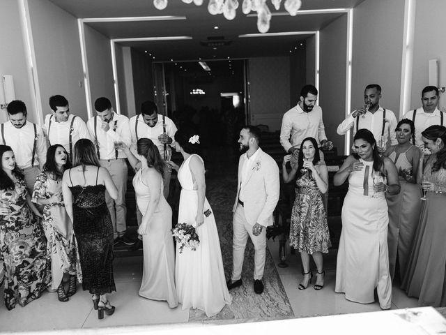 O casamento de Cauê e Mika em Salvador, Bahia 54