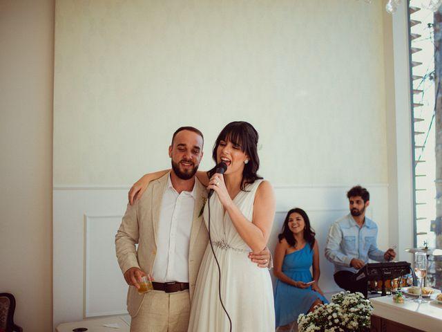 O casamento de Cauê e Mika em Salvador, Bahia 62