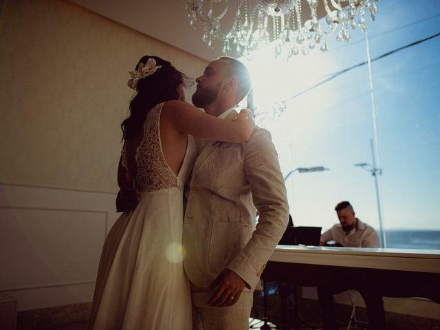O casamento de Cauê e Mika em Salvador, Bahia 66