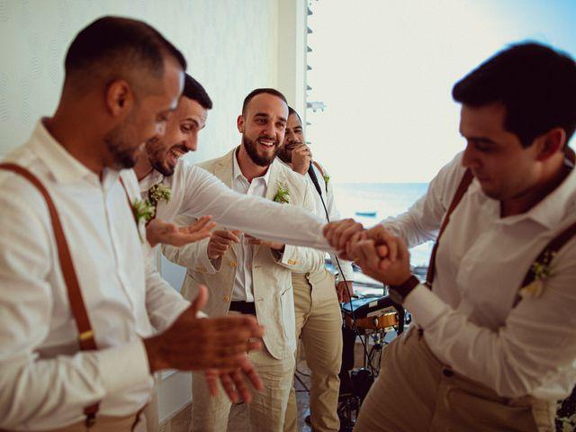 O casamento de Cauê e Mika em Salvador, Bahia 70