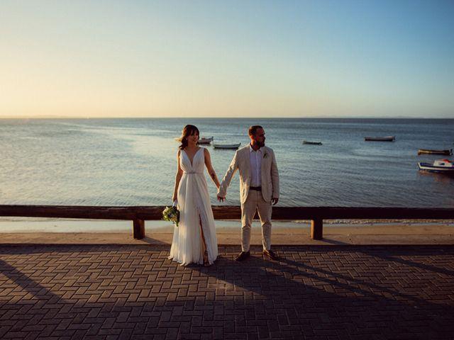 O casamento de Cauê e Mika em Salvador, Bahia 75