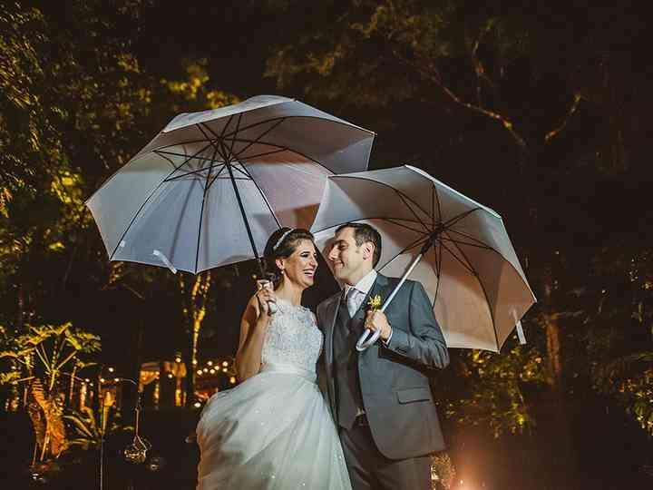 O casamento de Daniela e Estevan