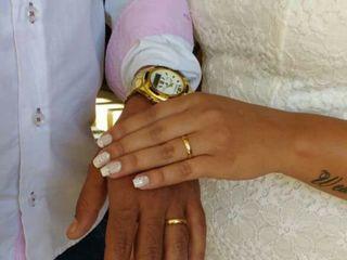 O casamento de Miryelle e Wederson 1