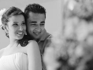 O casamento de Gleice e Tiago