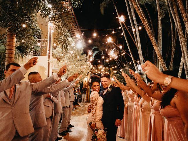 O casamento de Joyce e Rodrigo