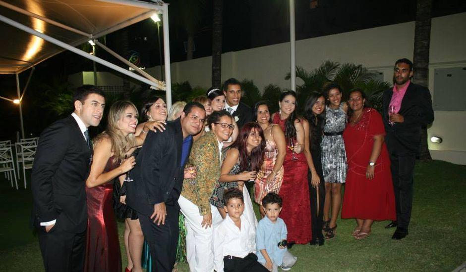 O casamento de Everton e Stella em Lauro de Freitas, Bahia