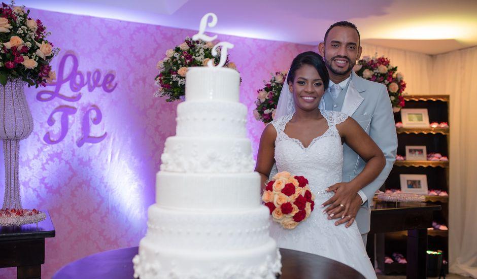 O casamento de Tainerson e Liliam em Salvador, Bahia