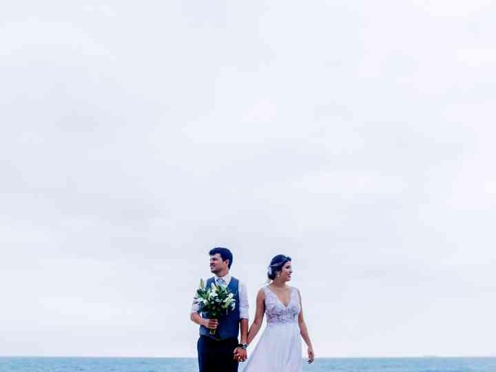 O casamento de Natane e Leonardo