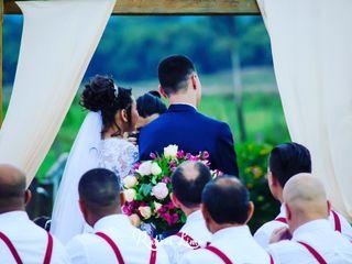 O casamento de André Almeida e Dayane Ferreira da Silva Almeida 1