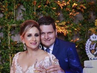 O casamento de Aline   e Jorge Luis