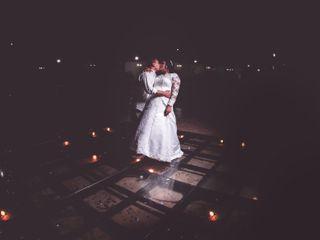 O casamento de Michelle e Emanoel