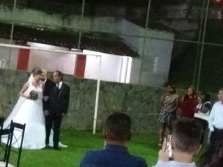 O casamento de Karine e Jean