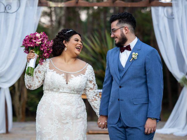 O casamento de Karina e Vinícius