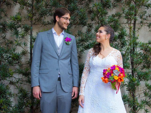 O casamento de Elisa e Gabriel