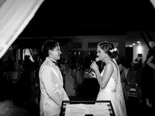 O casamento de Letícia e Rafael