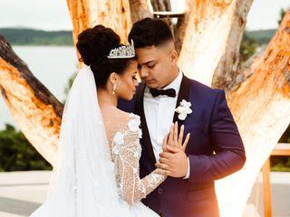 O casamento de VitóriaI Lorrayne e André