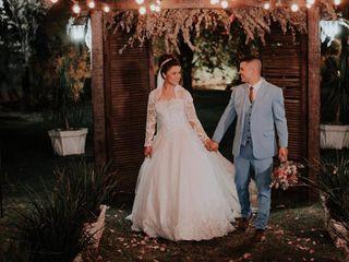 O casamento de Paula  e Lucas