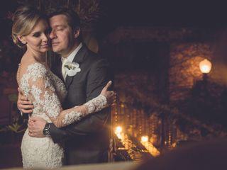 O casamento de Larissa e Alexandre