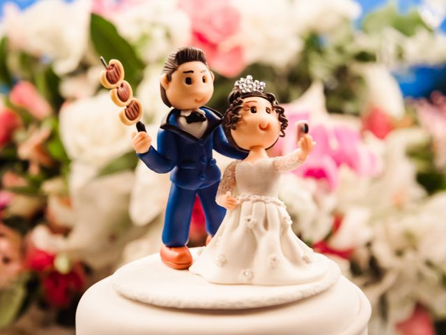 O casamento de André e VitóriaI Lorrayne em Mogi das Cruzes, São Paulo 26