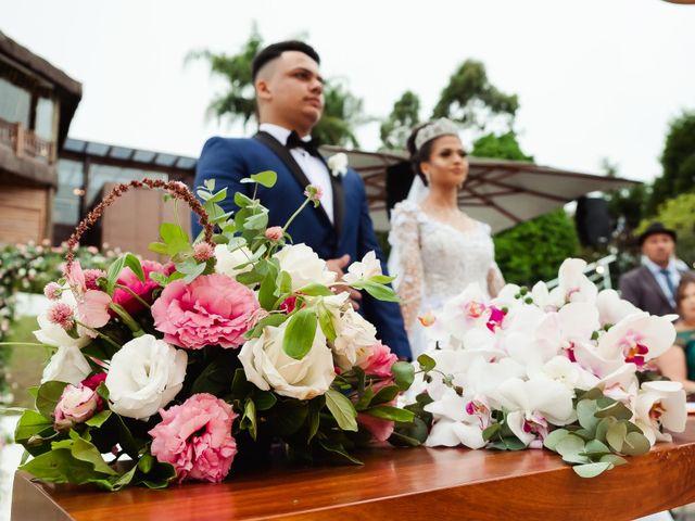 O casamento de André e VitóriaI Lorrayne em Mogi das Cruzes, São Paulo 57