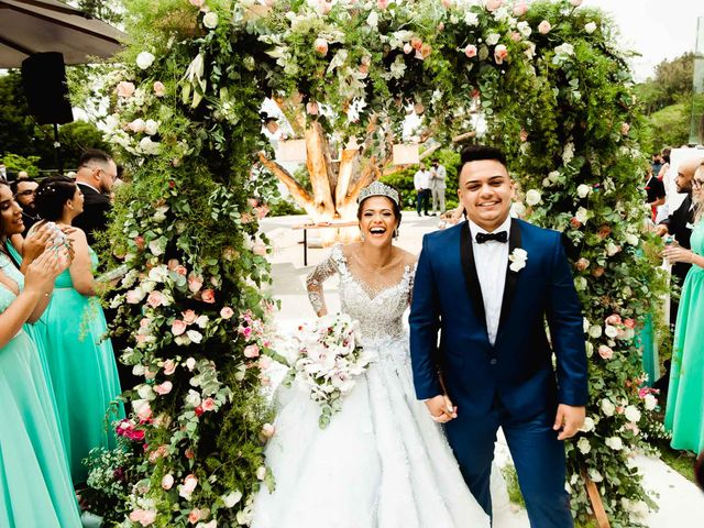 O casamento de André e VitóriaI Lorrayne em Mogi das Cruzes, São Paulo 77